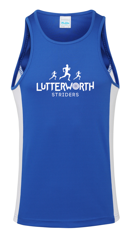 Men's Lutterworth Striders Running Vest