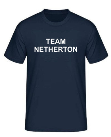Team Netherton Primary School T-Shirt