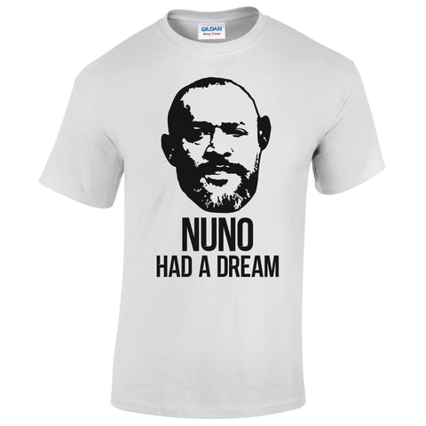 Nuno Had A Dream T-Shirt - White
