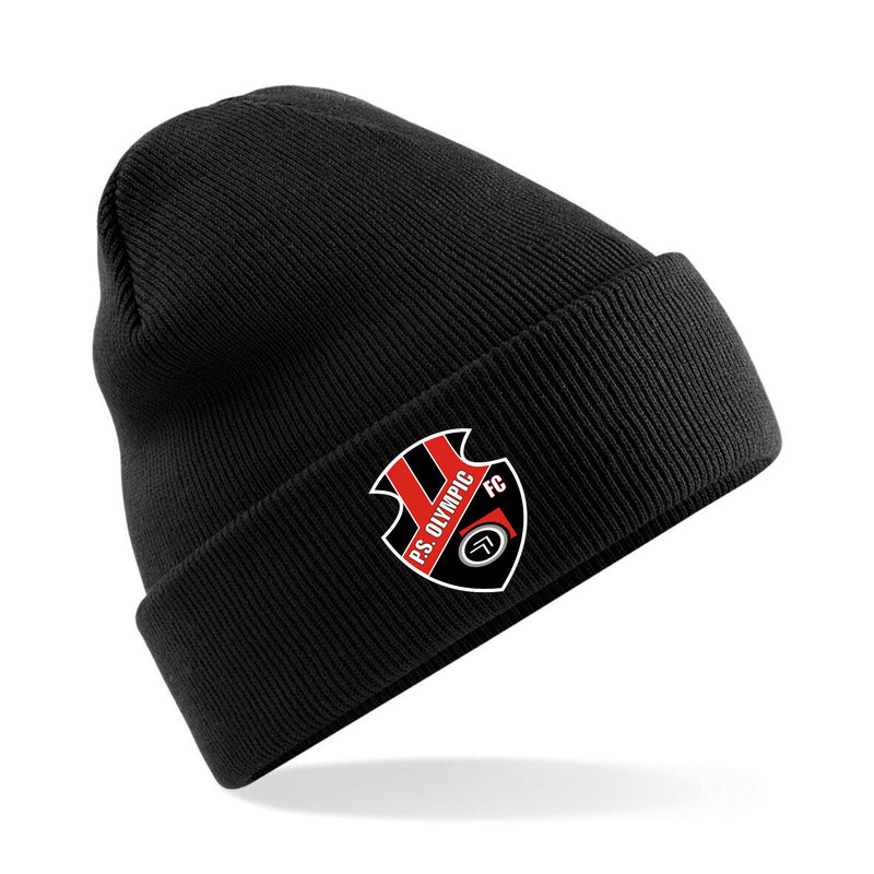 PS Olympic Woolly Hat (Black)