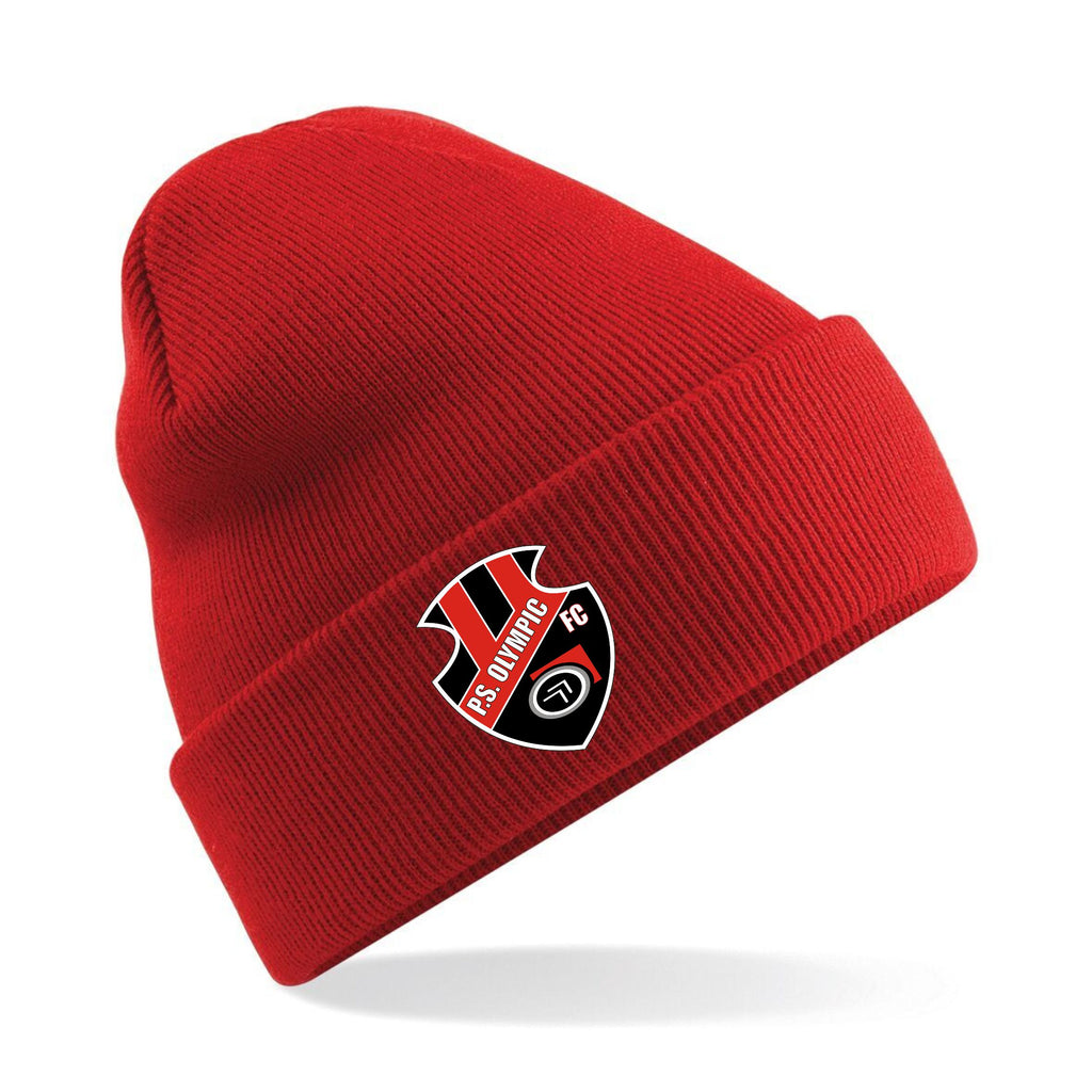 PS Olympic Woolly Hat (Red)