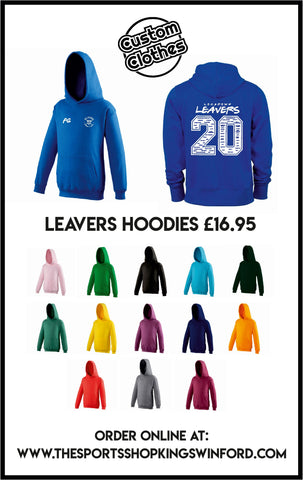 The Glynne Primary Leavers Hoodie (2020)