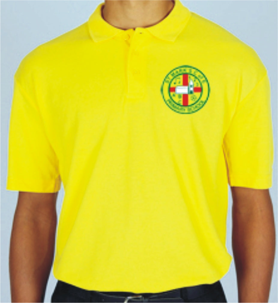 St Mark's Polo Shirt