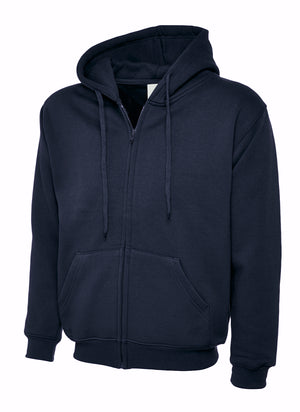 Green Park Zipped Hoody [GPS]