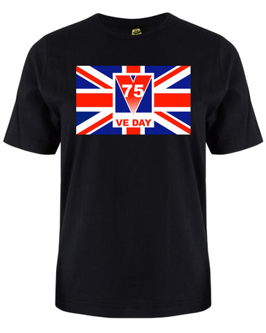 VE Day - 75th Anniversary T-Shirt (Unisex)