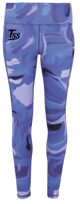 TSS Women's Wave Leggings