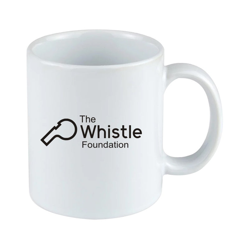 The Whistle Foundation Mug