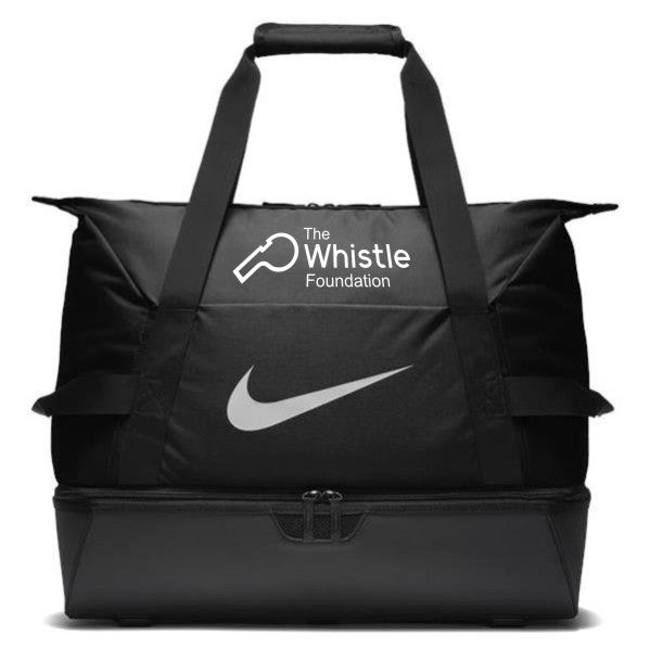 The Whistle Foundation Nike Kit Bag