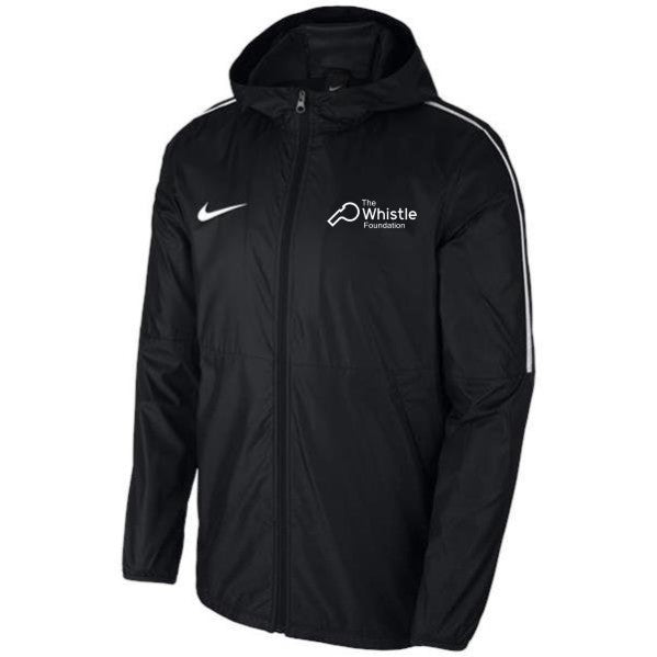 The Whistle Foundation Nike Rain Jacket