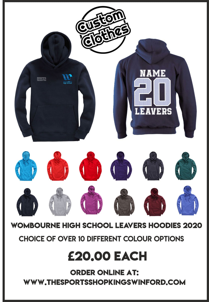 Wombourne High Year 11 Leavers Hoodie (2020)
