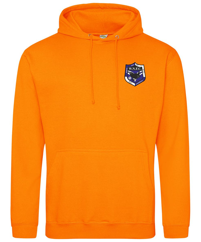 Wrens Nest Supporters Hoodie - Orange