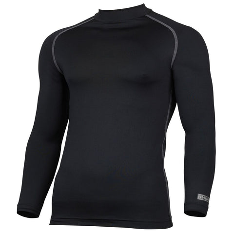 Yellow Army Black Baselayer