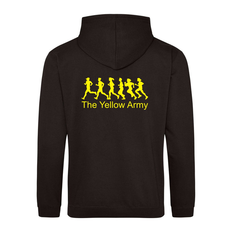 Yellow Army Hoodie