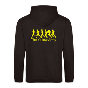 Yellow Army Heavy Weight Zoodie