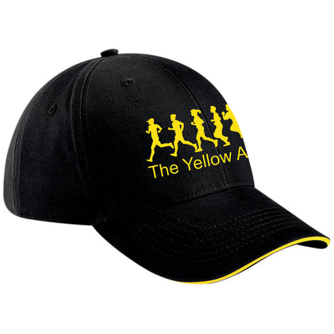 Yellow Army Baseball Cap