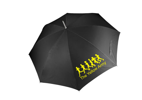 Yellow Army Umbrella