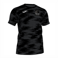 Avery FC - Black Out Joma Grafity T-Shirt