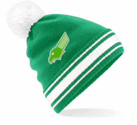 Kewford Eagles Bobble Beanie Hat