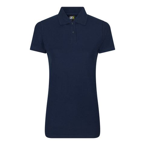 Ladies Polyester Polo Shirt