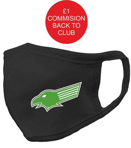 Kewford Eagles Protective Face Mask