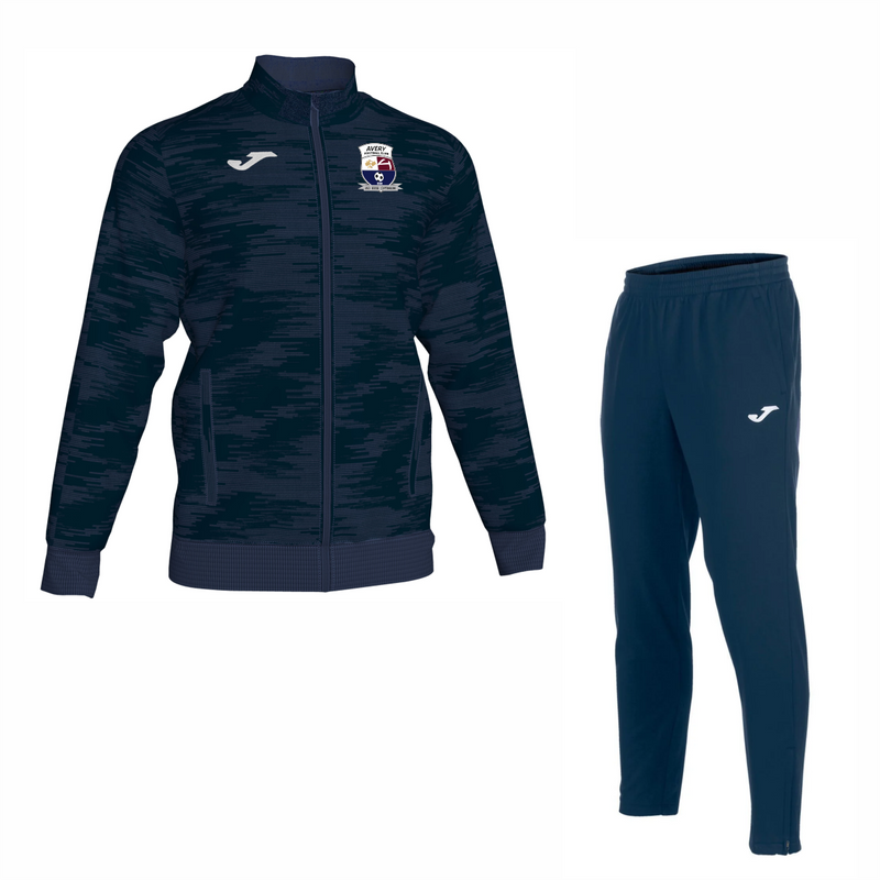 Avery FC - Players Tracksuit Bundle