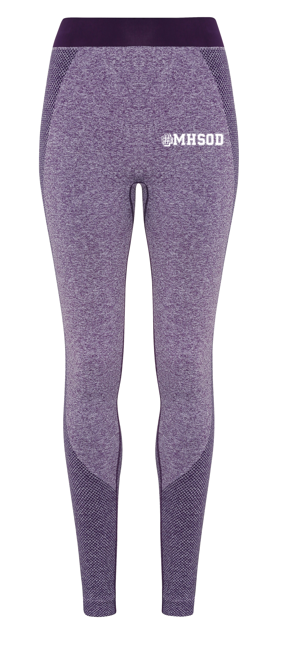 #MHSOD Ladies Seamless Leggings