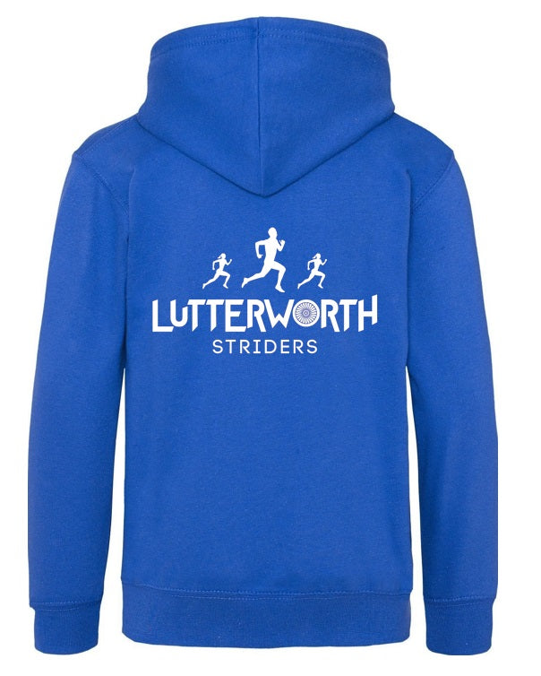 Unisex Lutterworth Striders Zoodie