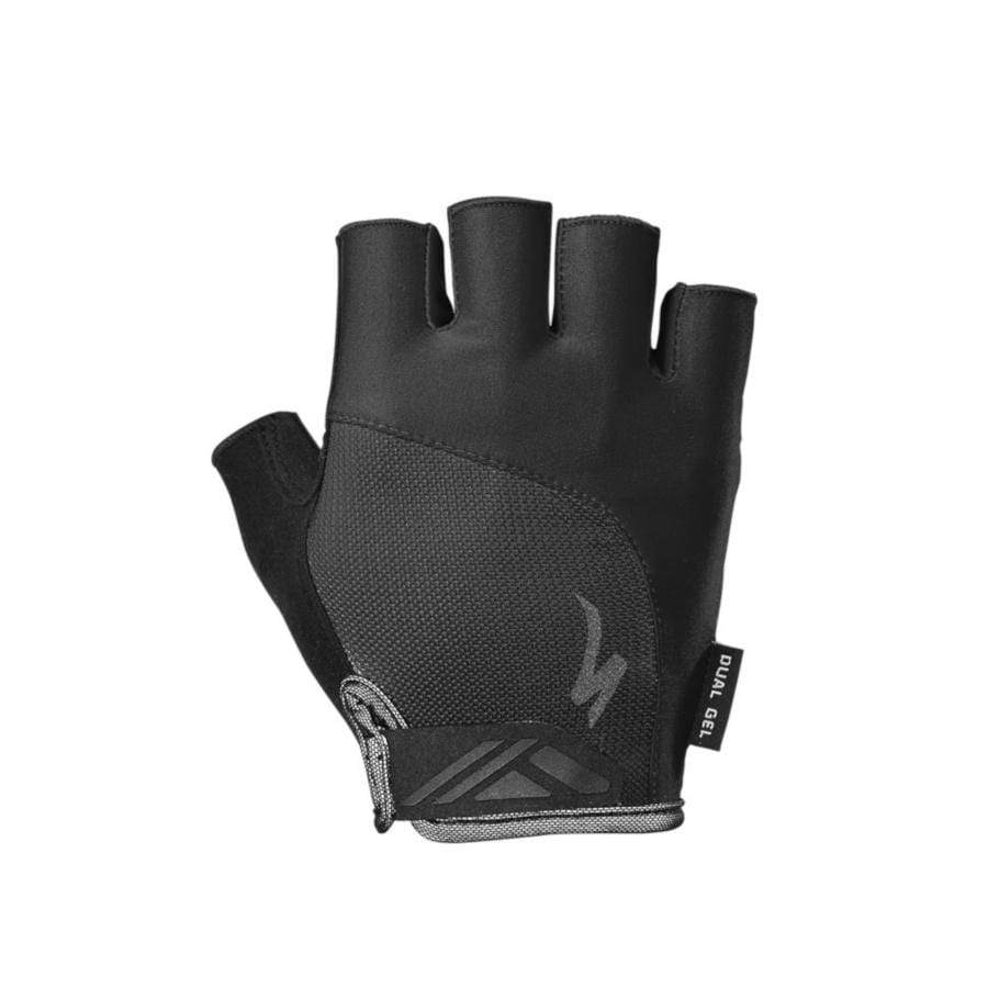 NEW SPECIALIZED BG Gel Cycling Gloves Women Small free ship black