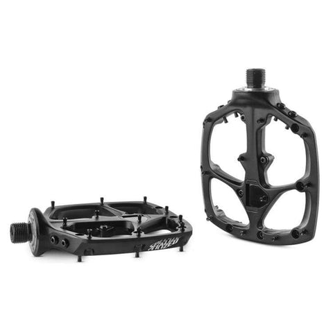 SPECIALIZED Pedals & Cleats Black Specialized Boomslang Platform Flat Pedal 719676664187