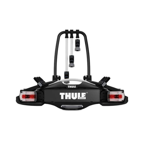 Thule Car Cycle Racks Thule VeloCompact 927 Towbar Mounted Bike Rack / 3 Bike (50mm Ball) 102456