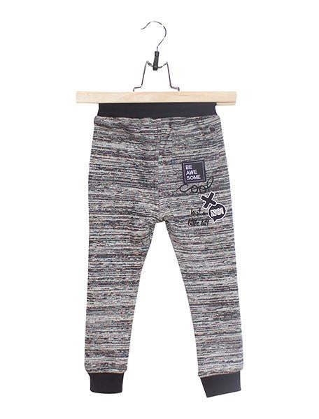 d97086913af31e *PRE-ORDER* REBELLIOUS SWEAT JOGGER WITH BADGES-BOTTOMS-Lucky No.