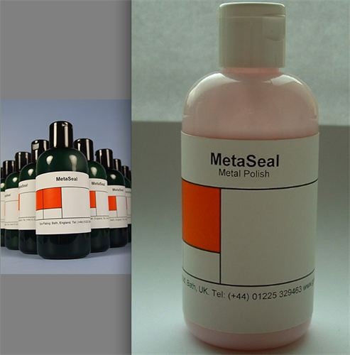 MetaSeal Metal Polish 100ml