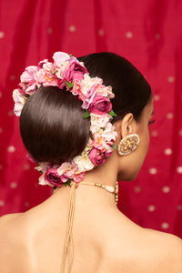 Shabby Chic Hair Blooms