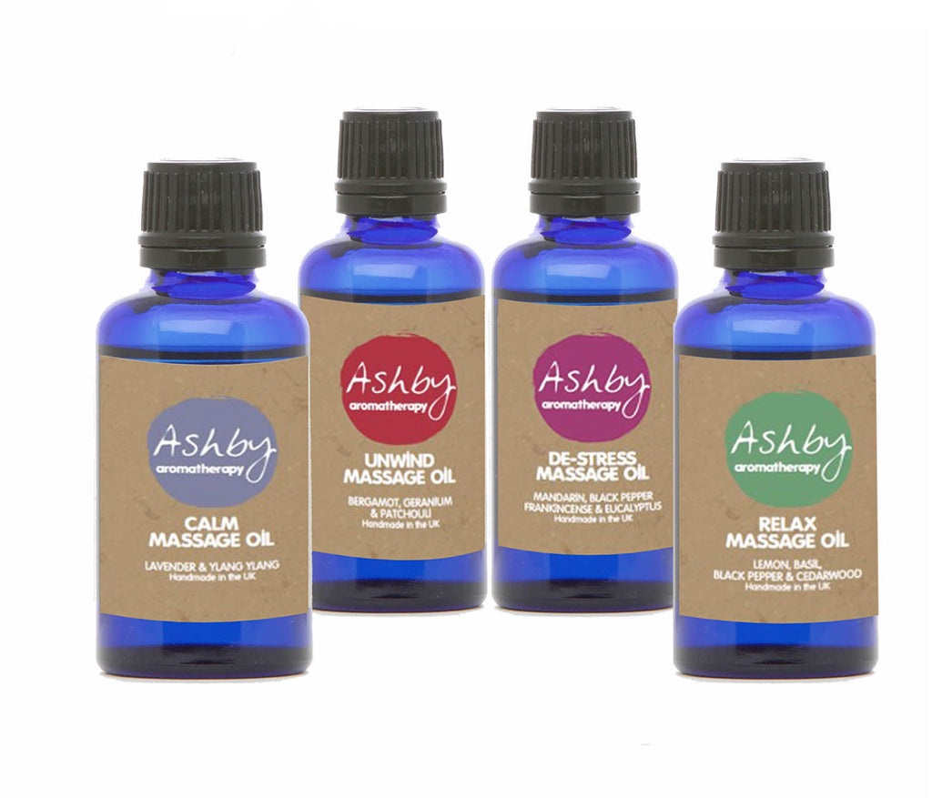 Ashby Massage Oils