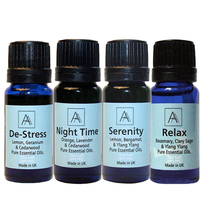 Ashby Essential Oil Blends