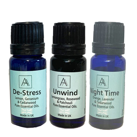 De-Stress, Unwind and Night Time