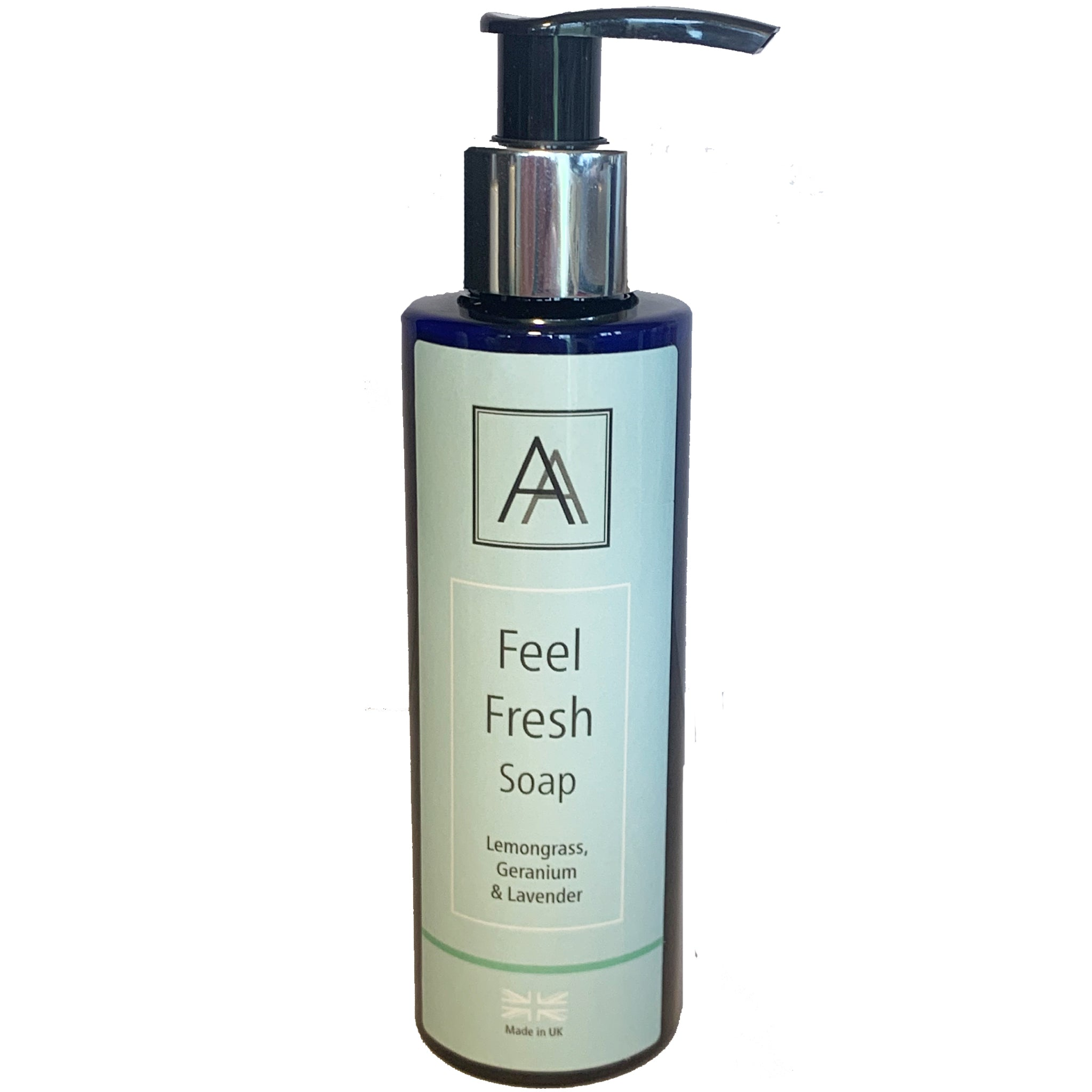 Feel Fresh anti-bacterial Hand, Face and Body Soap