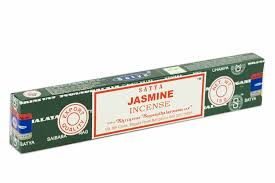 Jasmine Incense Sticks by Satya