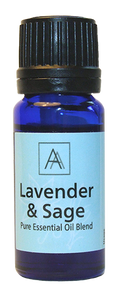 Lavender and Sage Essential Oil