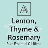 Lemon, Thyme and Rosemary essential oil