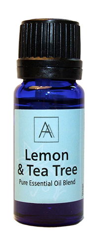 Lemon and Tea Tree Essential Oil Blend