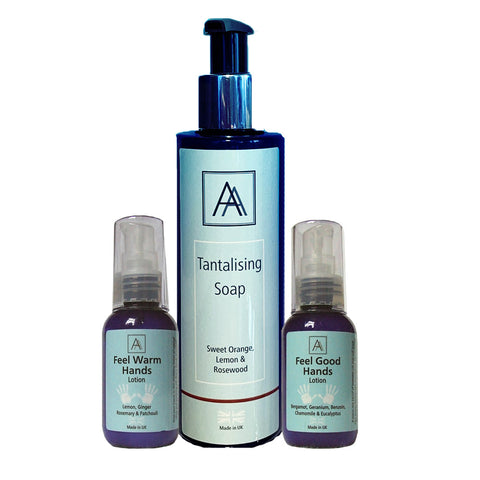 Lotion and Soap Set