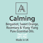 Calming essential oil blend
