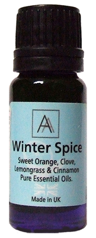 Winter Spice Essential Oil Blend