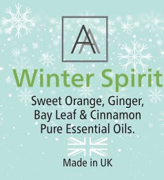 Winter Spirit Essential Oil Blend