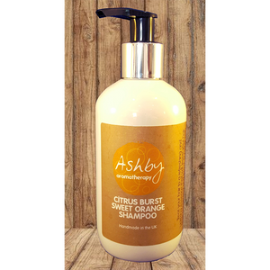 Citrus Burst Sweet Orange Shampoo