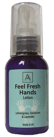 Feel Fresh Hand Lotion
