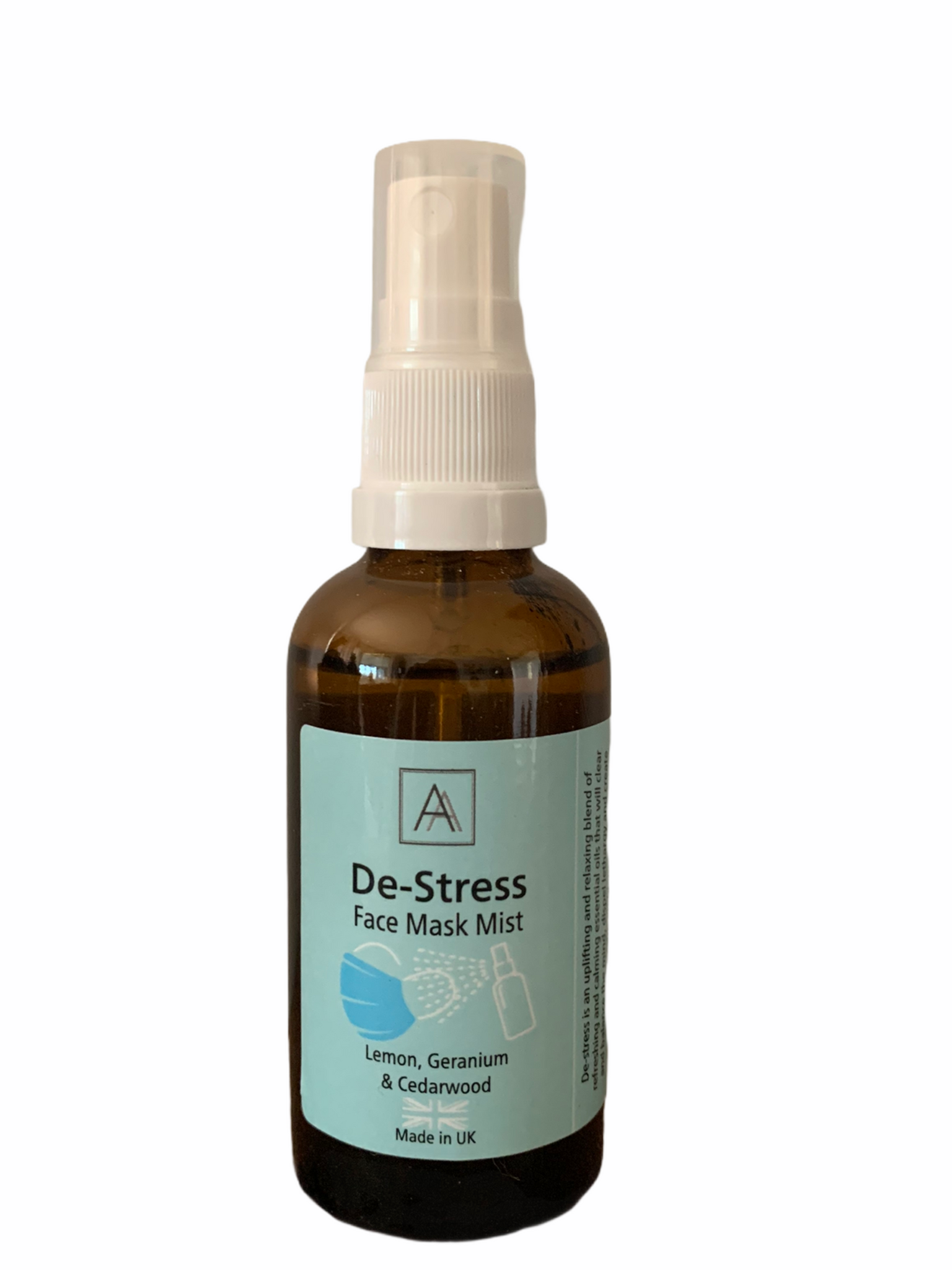 De-stress Face Mask Mist