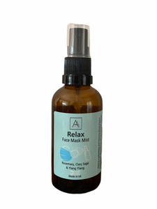 Relax Face Mask Mist