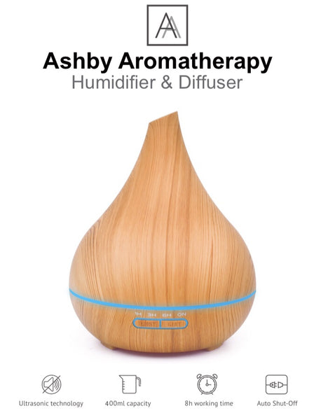 Round Mouth Atomiser Diffuser